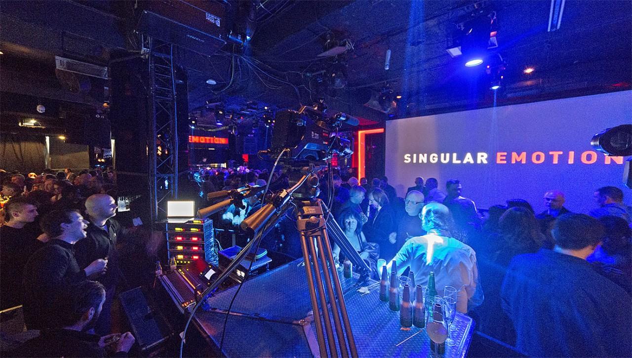 Resumen de lo que fue la Inmersive Party de Singular Emotion