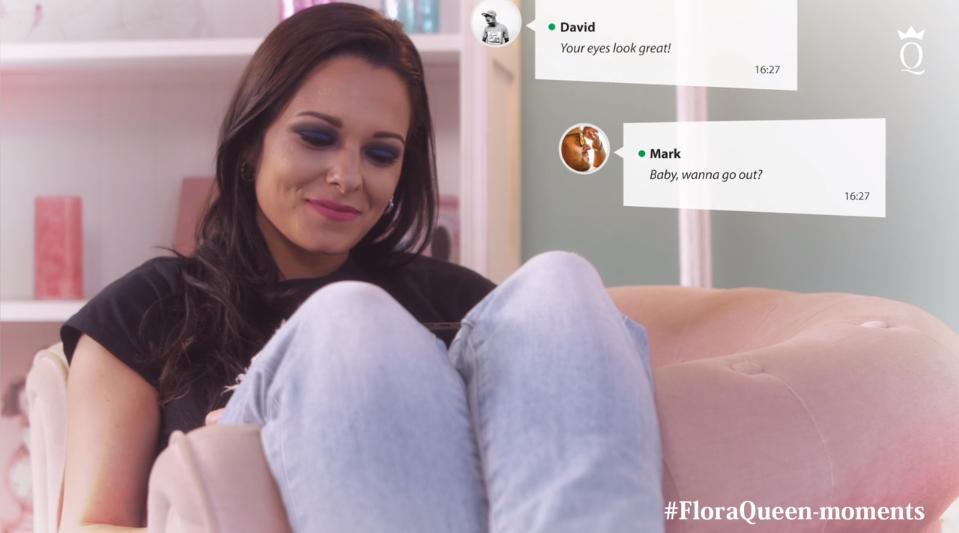 Video redes sociales – Floraqueen 3